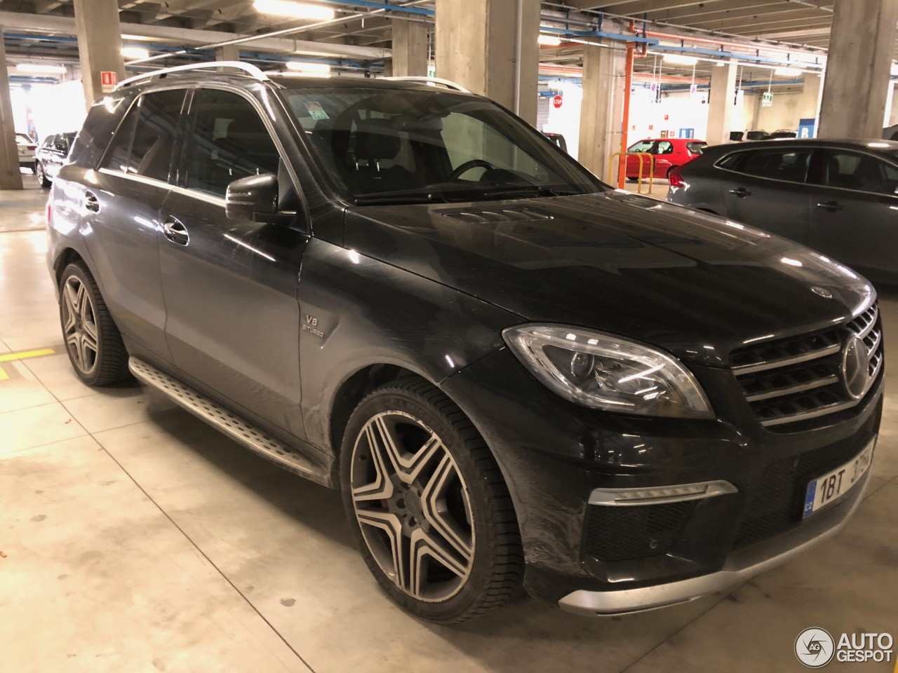Mercedes Benz Ml 63 Amg W166 5 Fvrier 2018 Autogespot