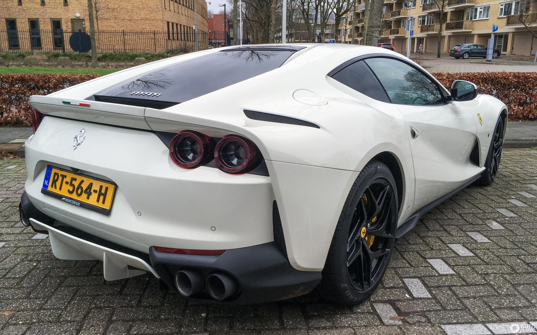 Ferrari 812 Superfast 5 February 2018 Autogespot