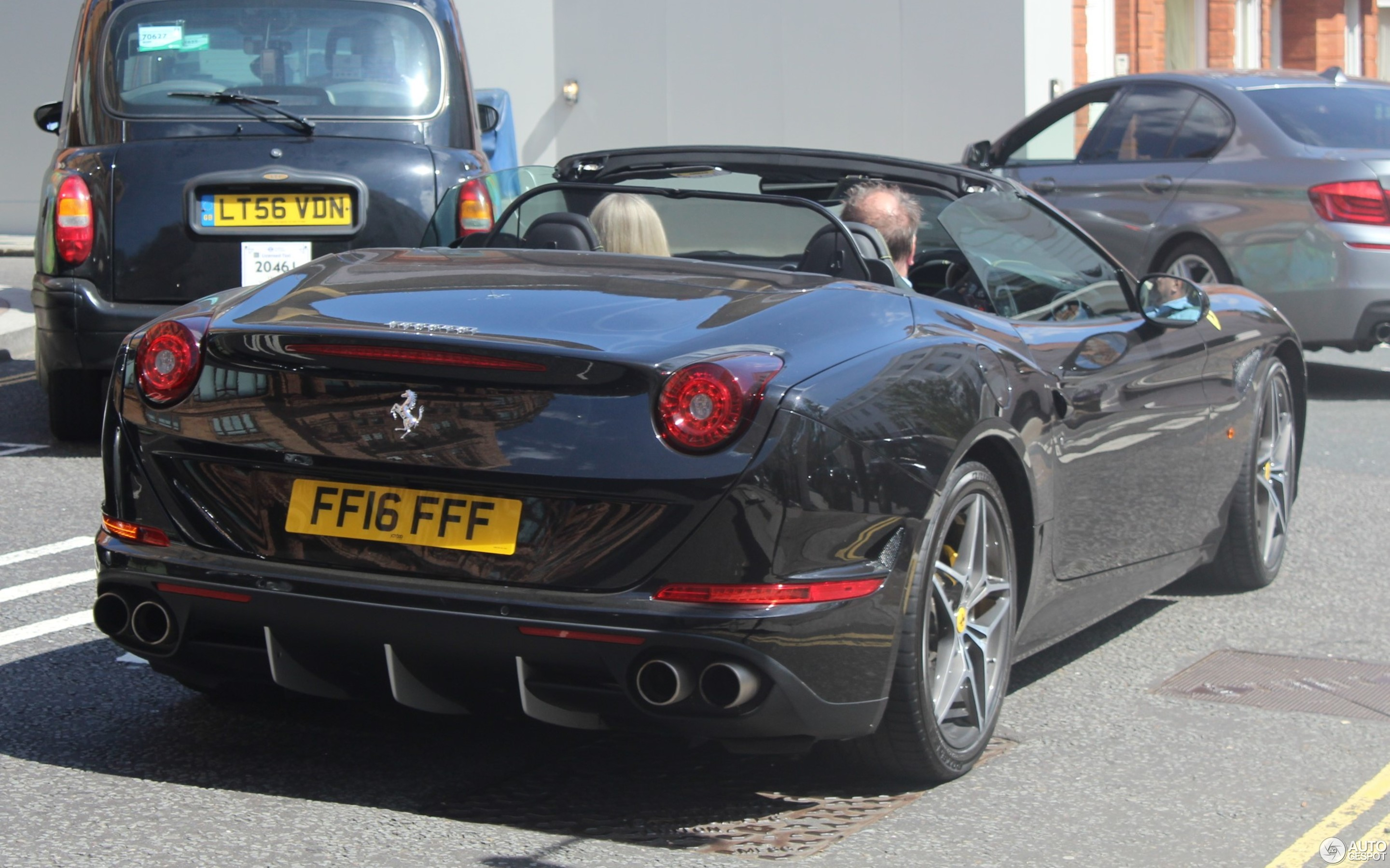 sale for vehicle photo prototype in ferrari details tr california