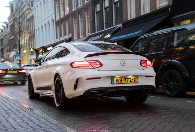 Mercedes-AMG C 63 Coupé C205 Edition 1