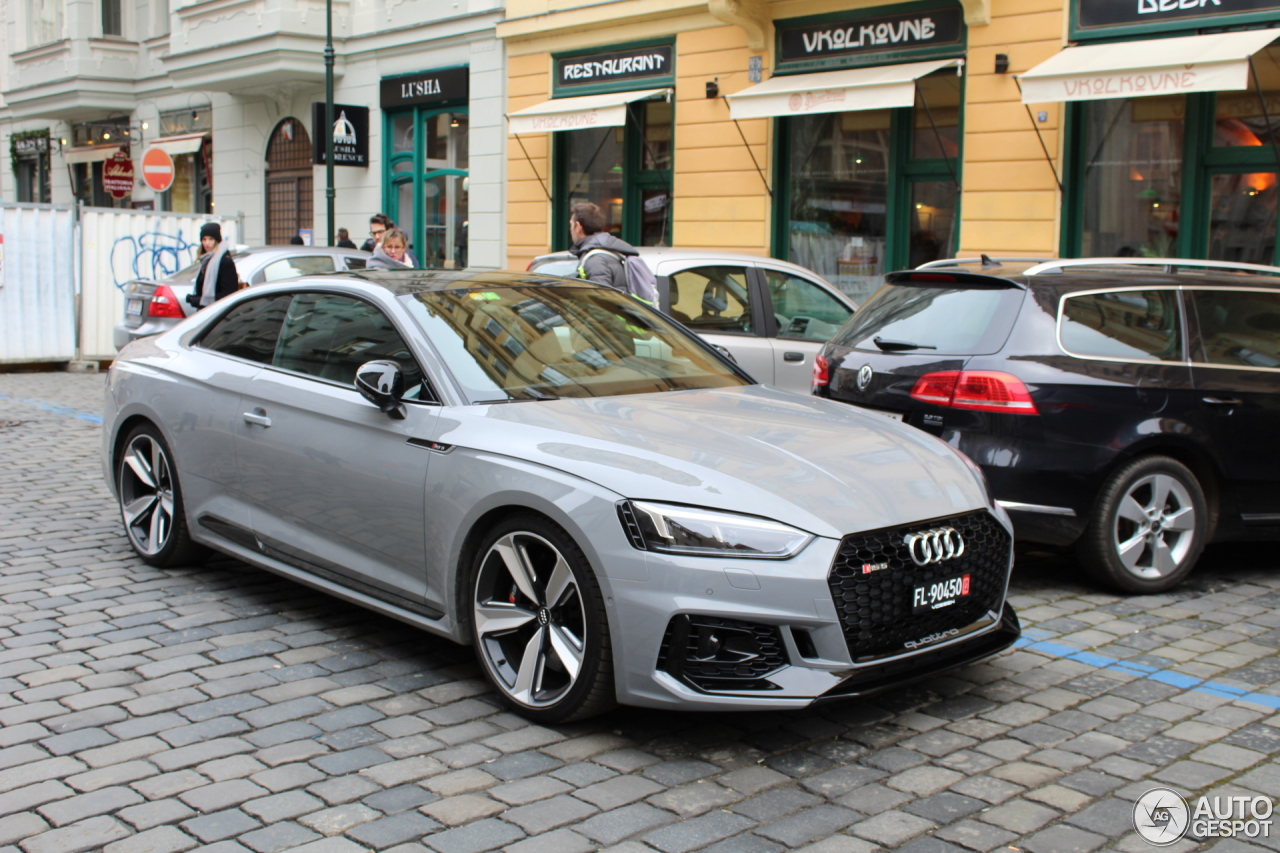 Audi Rs5 B9 6 February 2018 Autogespot