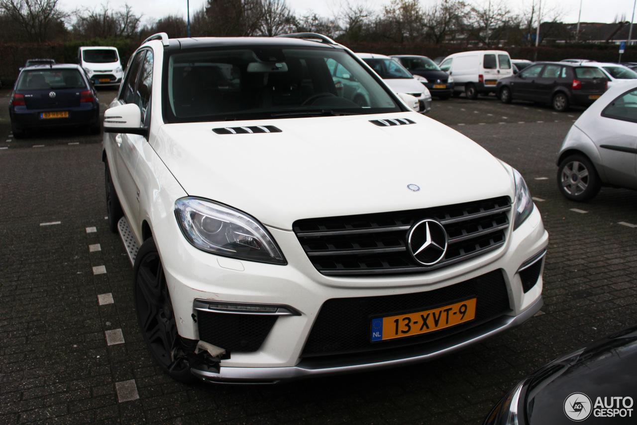 Mercedes benz ml 63 amg w166 6 february 2018 autogespot for Mercedes benz ml 63