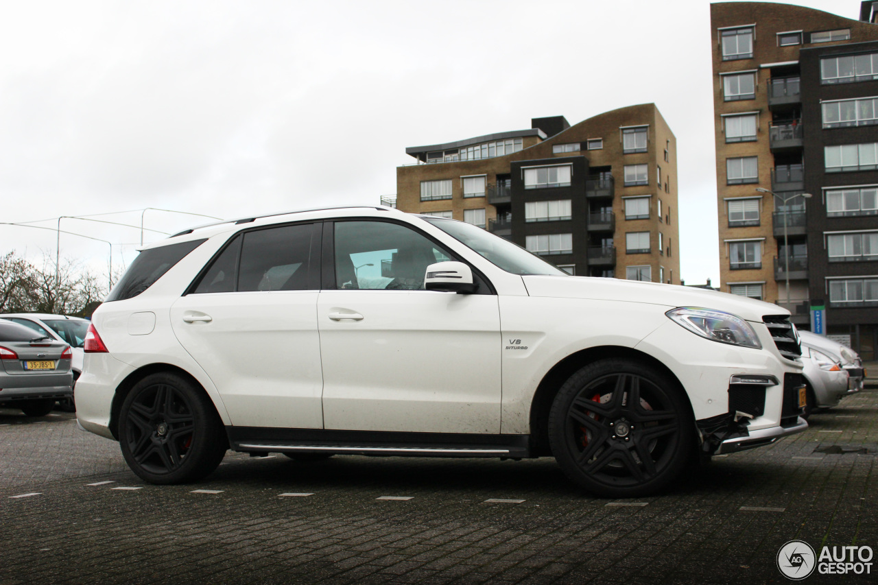 Mercedes Benz Ml 63 Amg W166 6 February 2018 Autogespot