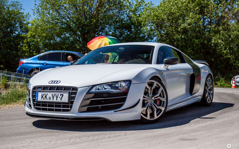 Audi R GT February Autogespot - Audi r8 gt