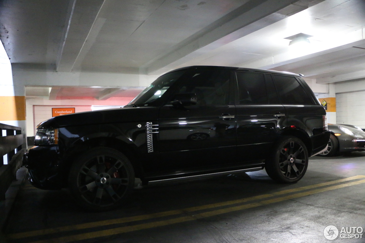 Range Rover Holland And Holland For Sale >> Land Rover Overfinch Holland & Holland Range Rover Supercharged - 9 February 2018 - Autogespot