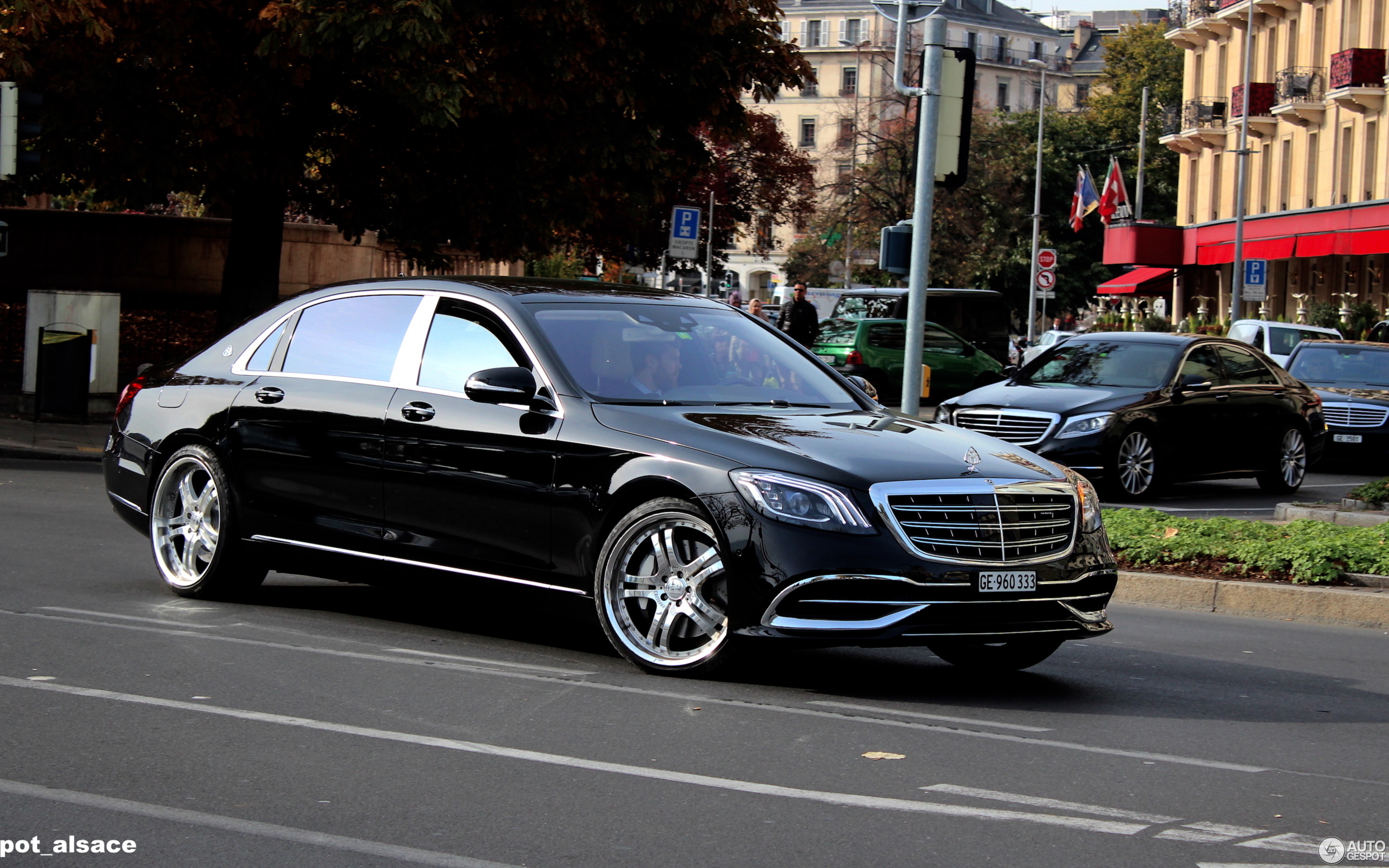 Mercedes maybach s650 2017 9 february 2018 autogespot for Mercedes benz s650