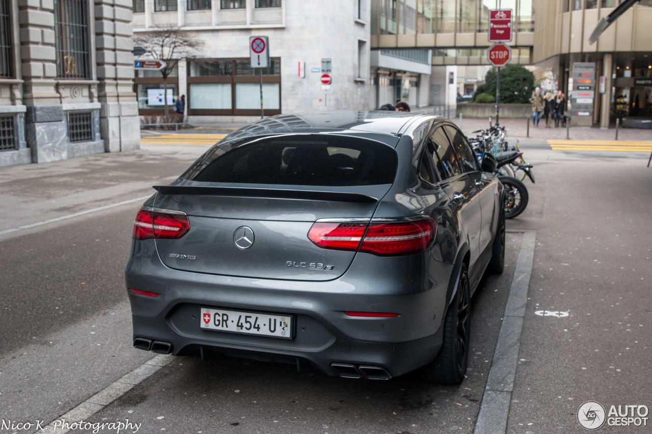 Mercedes-AMG GLC 63 S Coupe C253 2018 - 10 February 2018 ...
