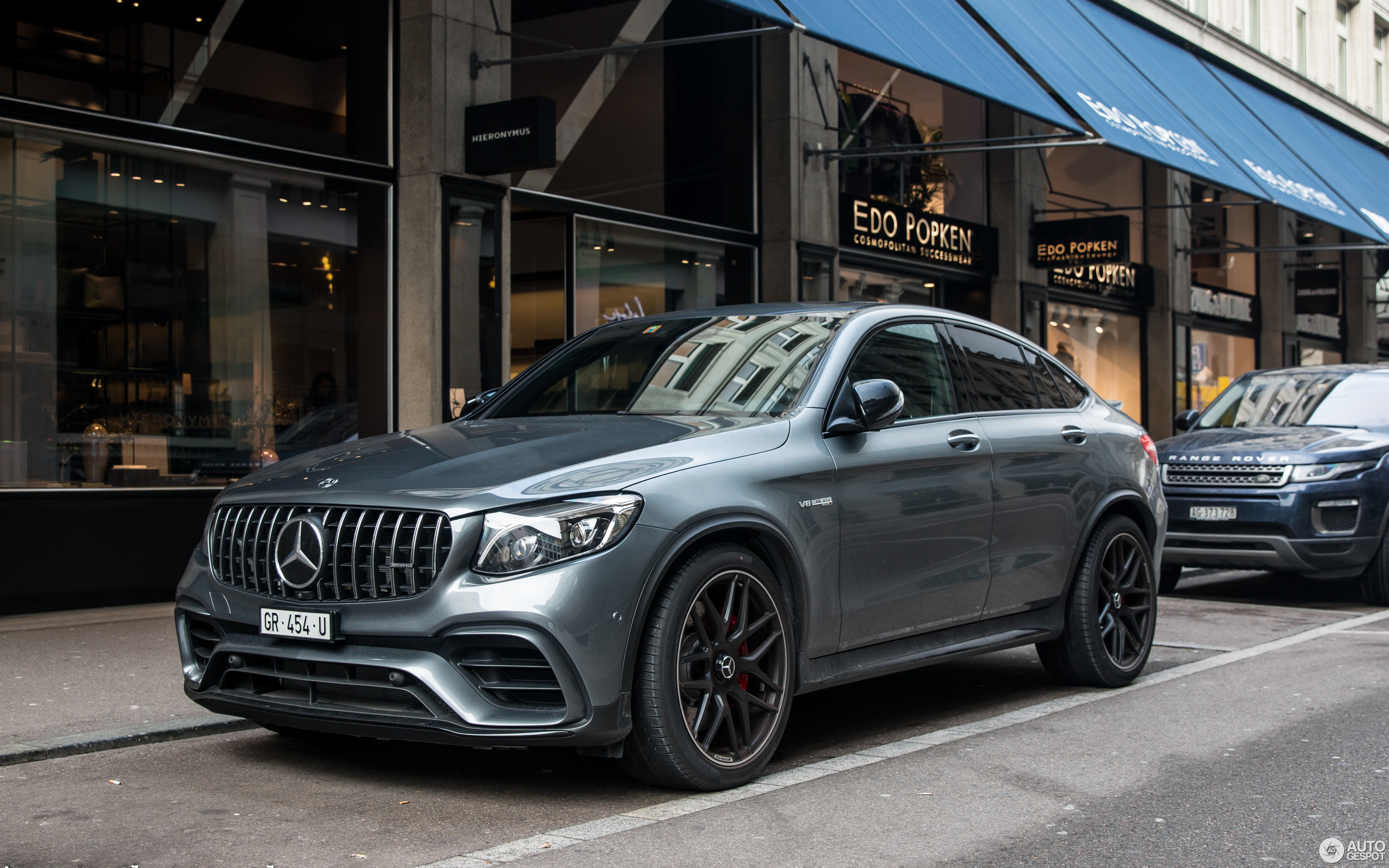 mercedes amg glc 63 s coupe c253 2018 10 february 2018 autogespot. Black Bedroom Furniture Sets. Home Design Ideas