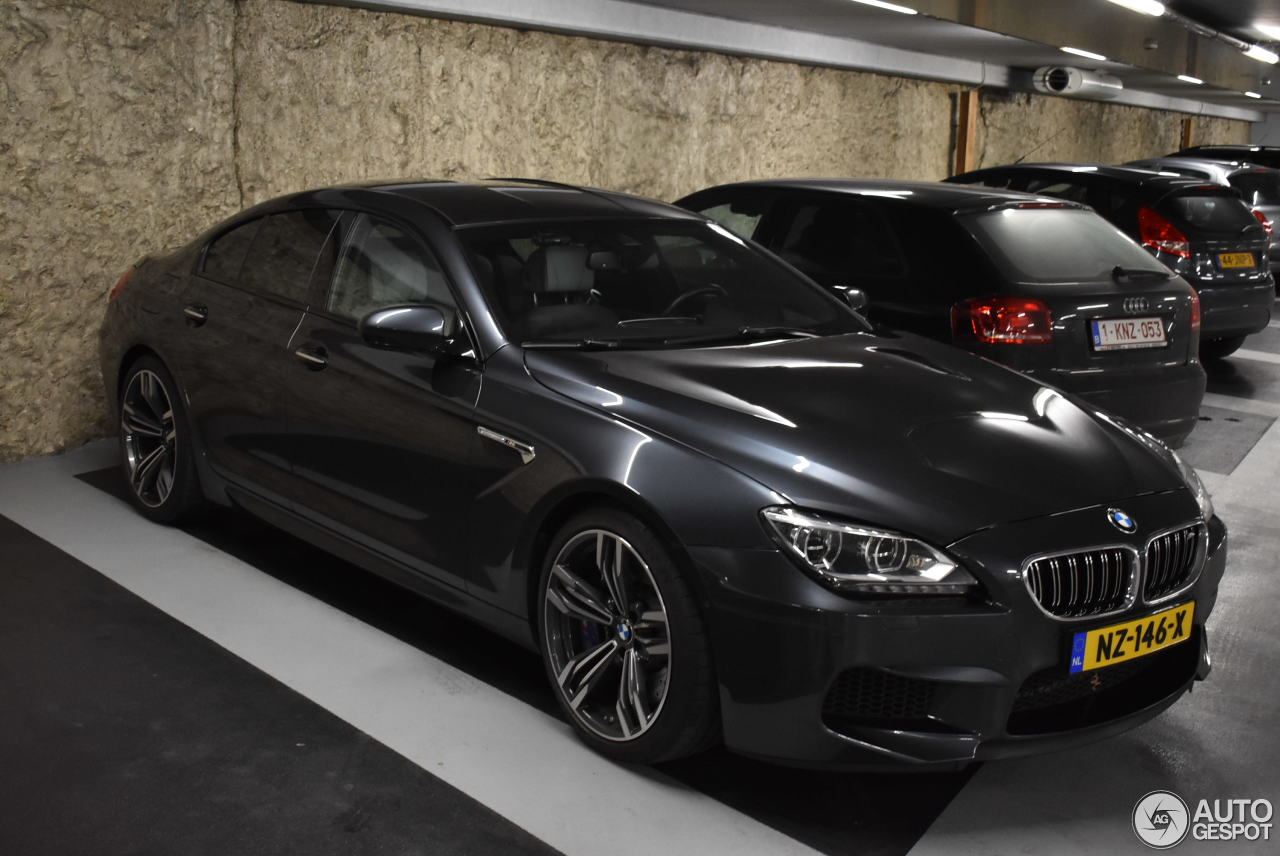 bmw m6 f06 gran coup 11 february 2018 autogespot. Black Bedroom Furniture Sets. Home Design Ideas