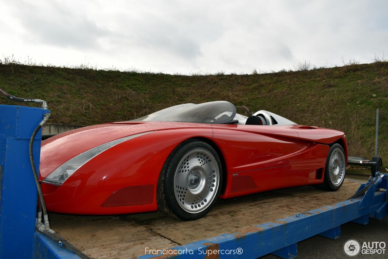 Fioravanti F100r Concept 10