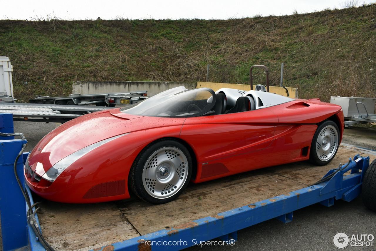 Fioravanti F100r Concept 9