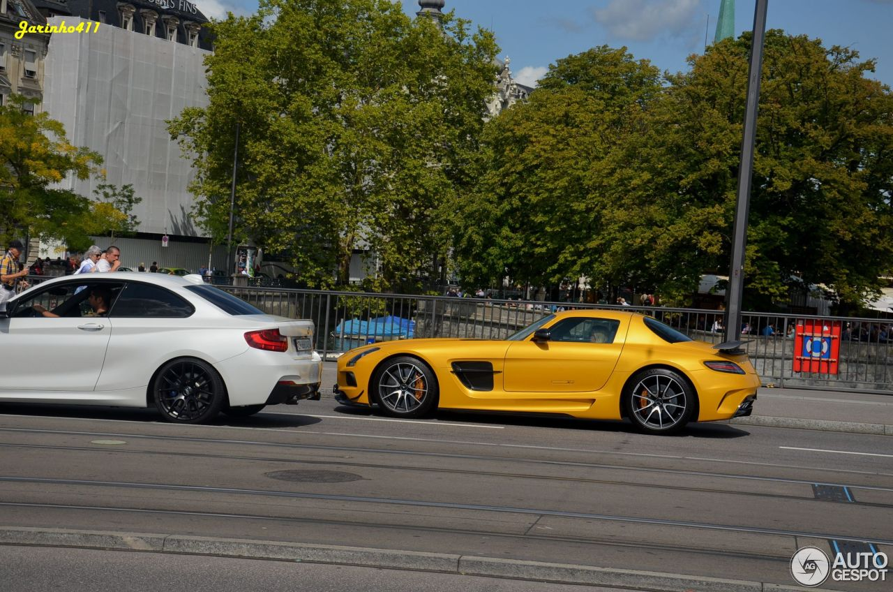 Mercedes-Benz SLS AMG Black Series 3