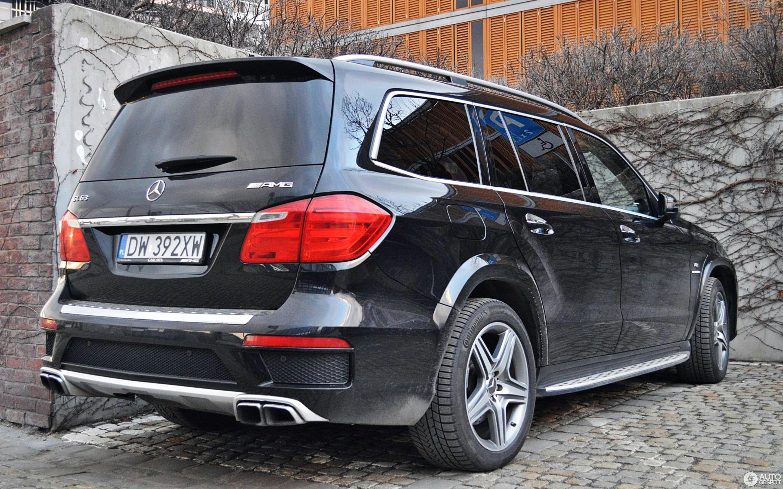 Mercedes Benz Gl 63 Amg X166 11 Februari 2018 Autogespot