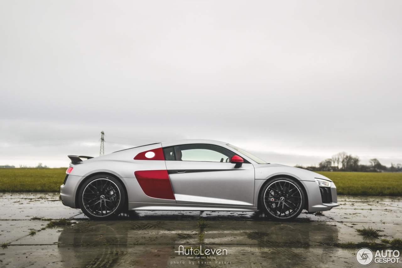 Audi R8 V10 Plus 2015 1