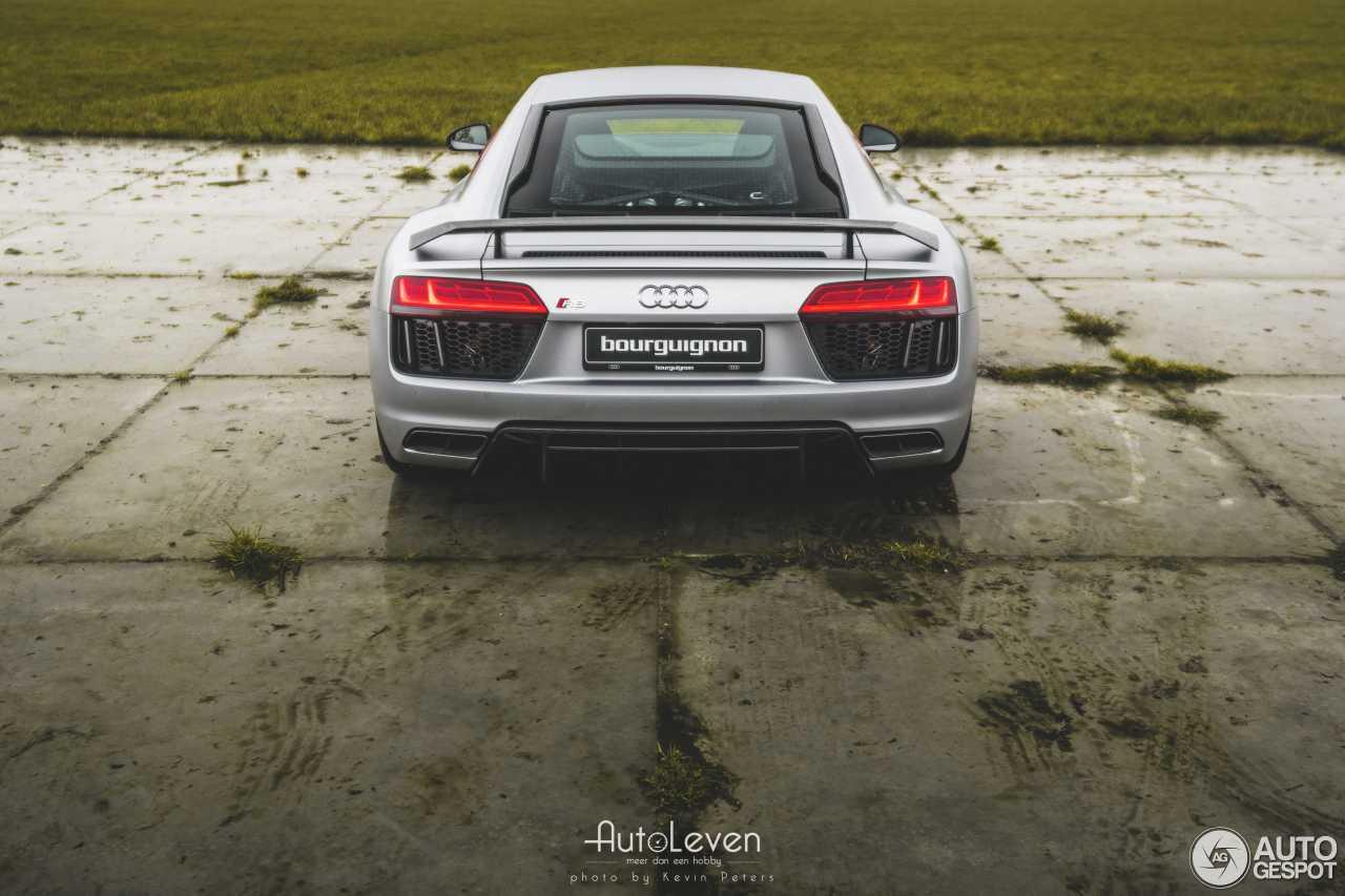 Audi R8 V10 Plus 2015 4