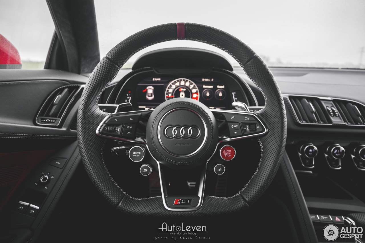 Audi R8 V10 Plus 2015 5
