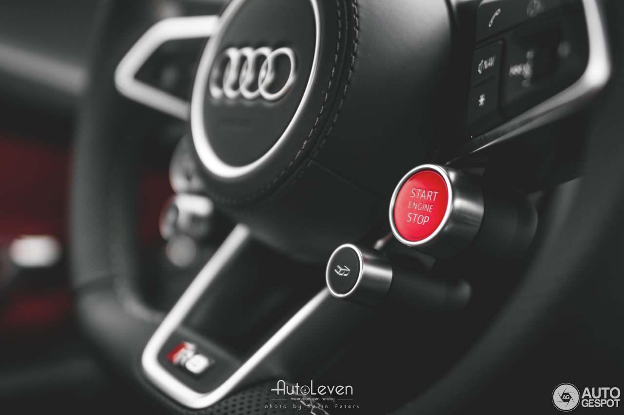 Audi R8 V10 Plus 2015 6