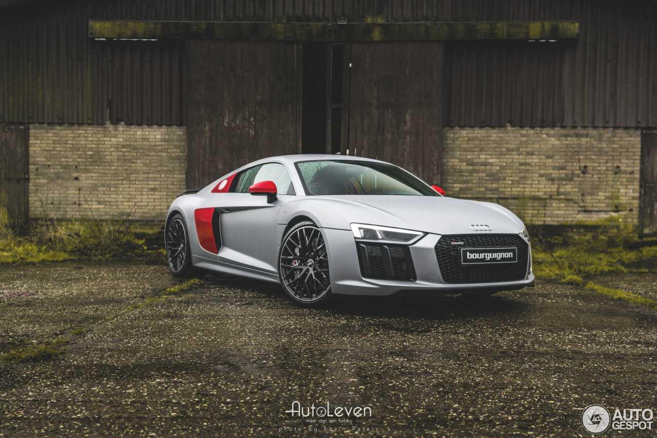 Audi R8 V10 Plus 2015 8