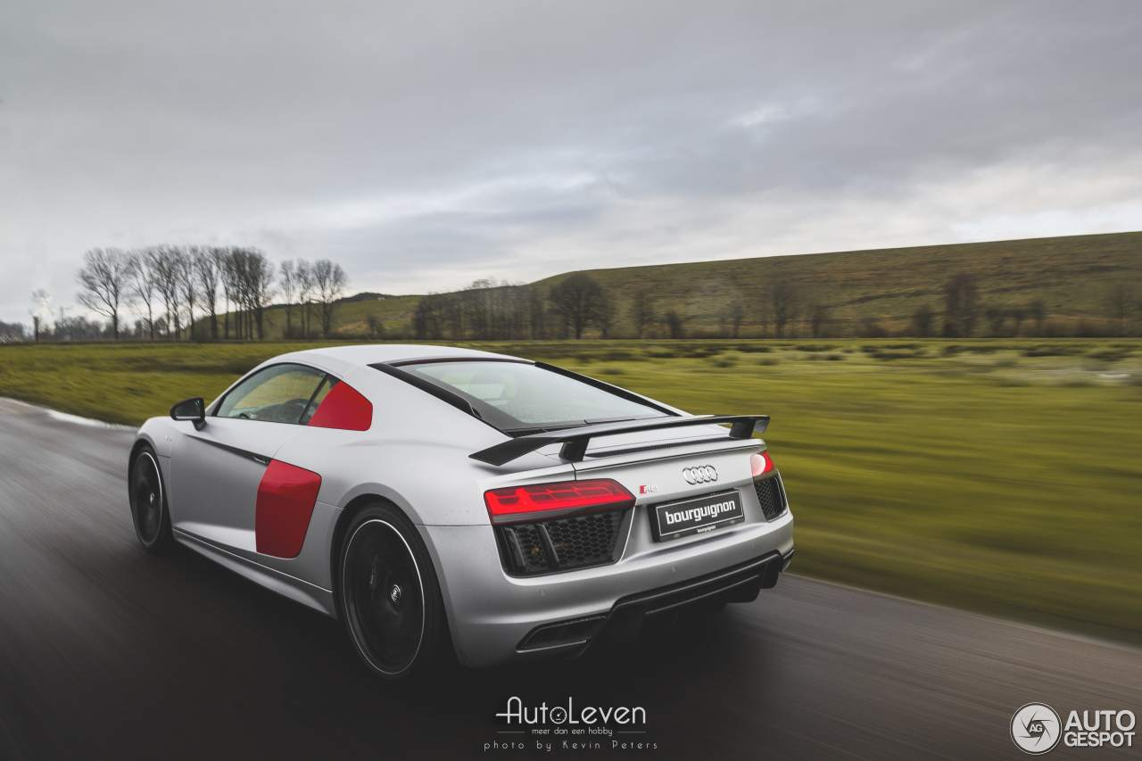 Audi R8 V10 Plus 2015 9