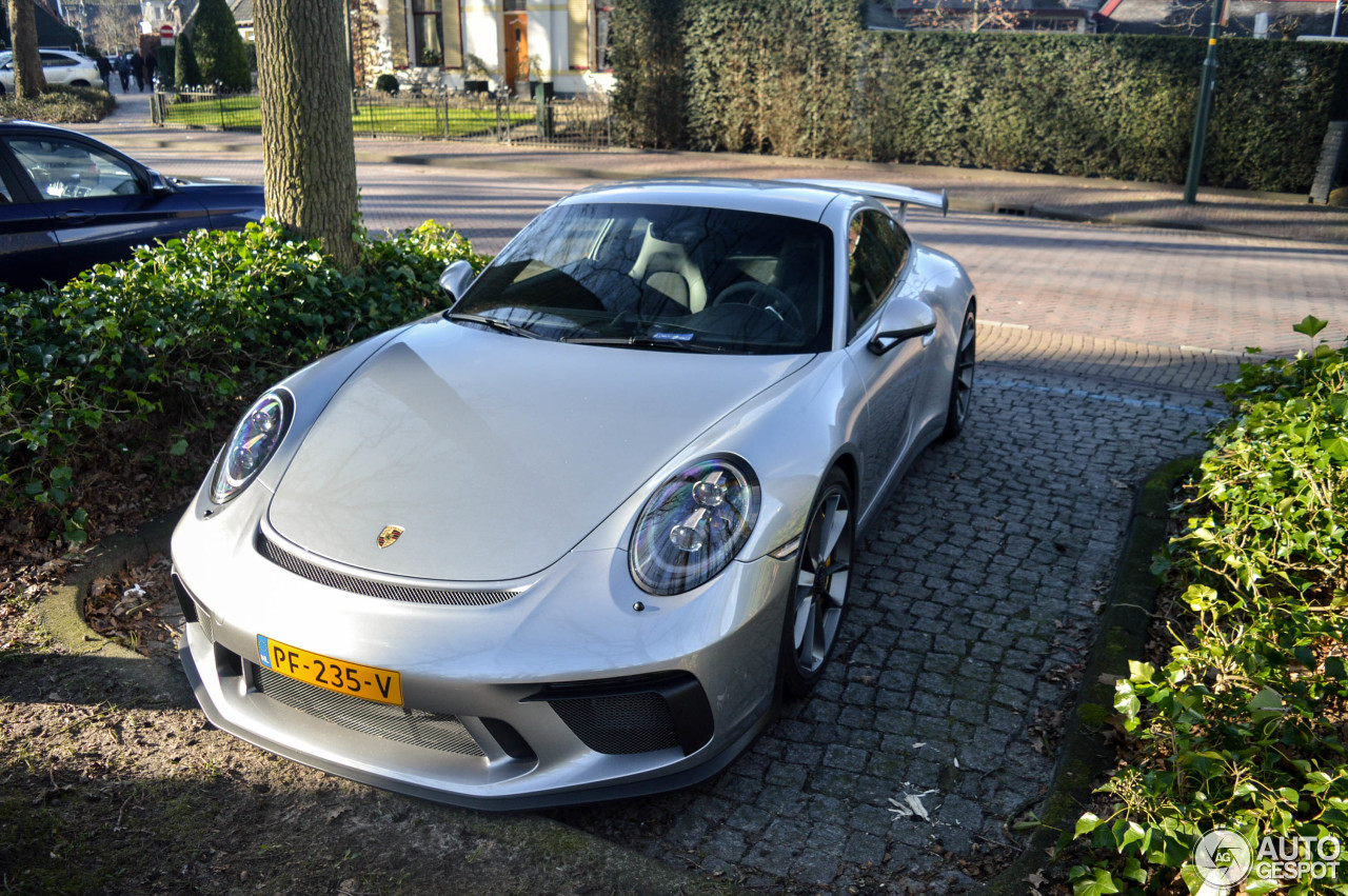 Porsche 991 GT3 MKII 5