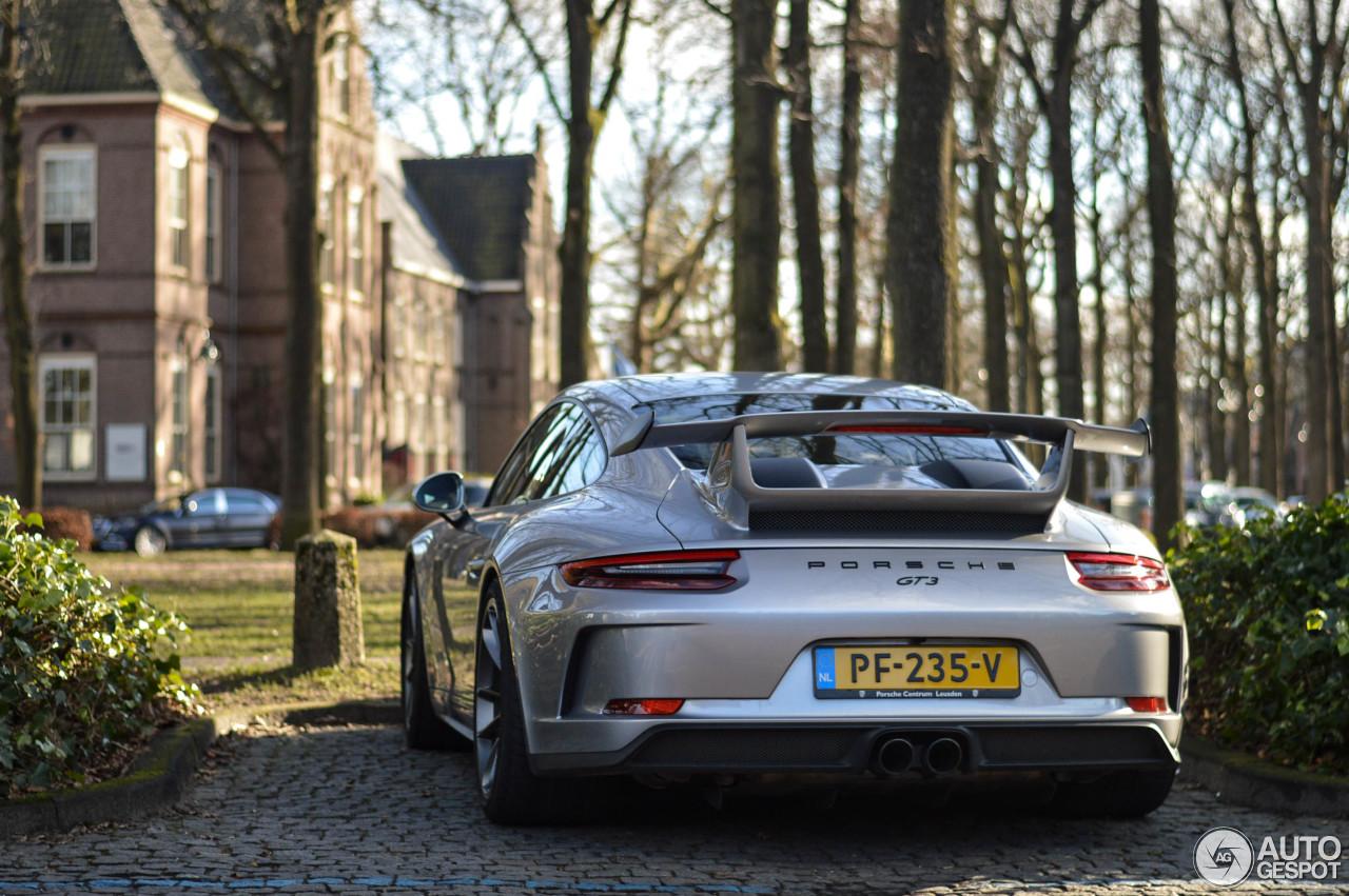 Porsche 991 GT3 MKII 7