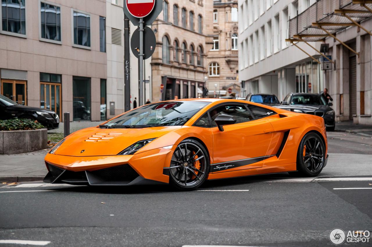 Lamborghini Gallardo Lp570 4 Superleggera Rothe Rm 1000