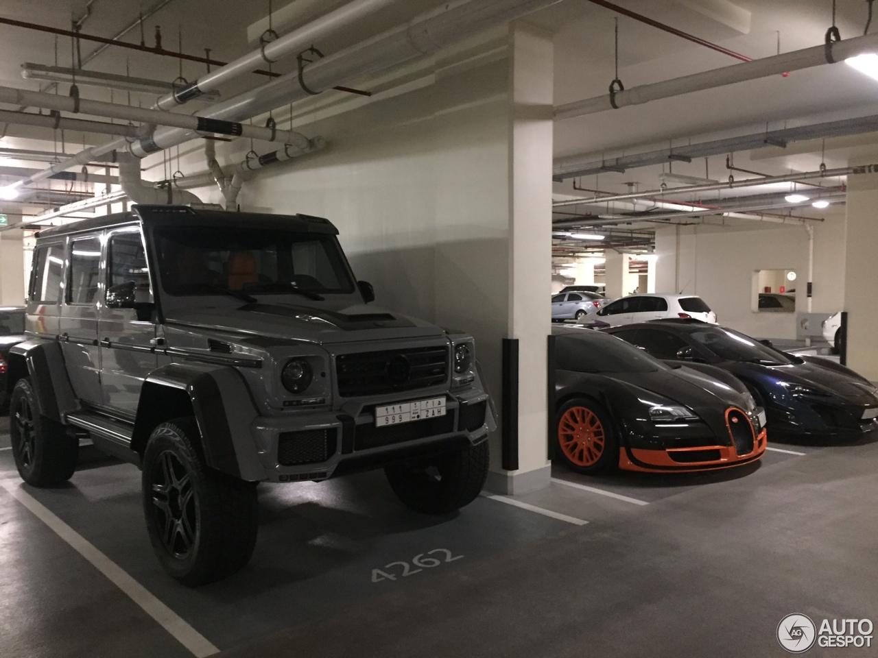 McLaren MSO HS 1