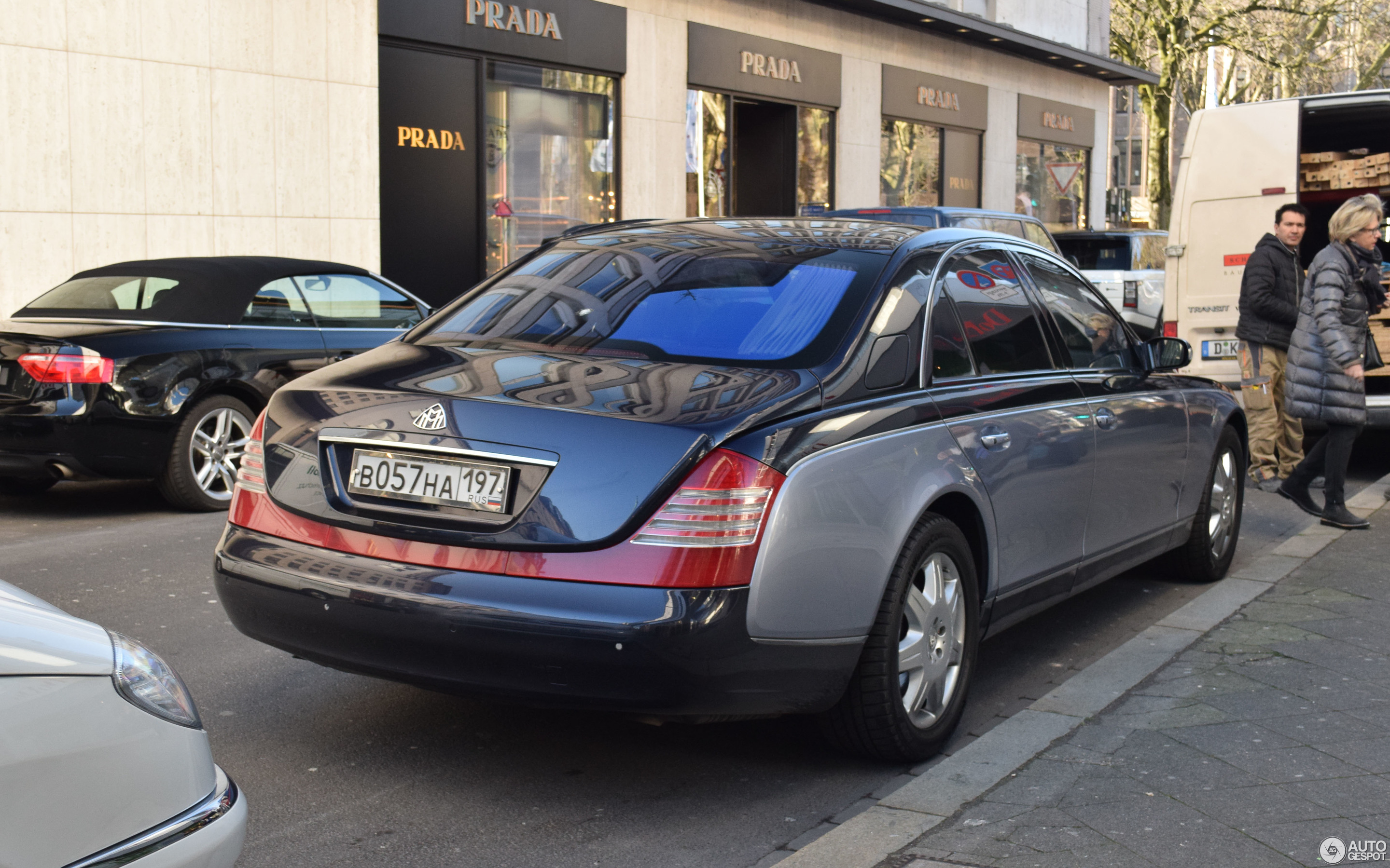 maybach 57 s - 13 februar 2018 - autogespot