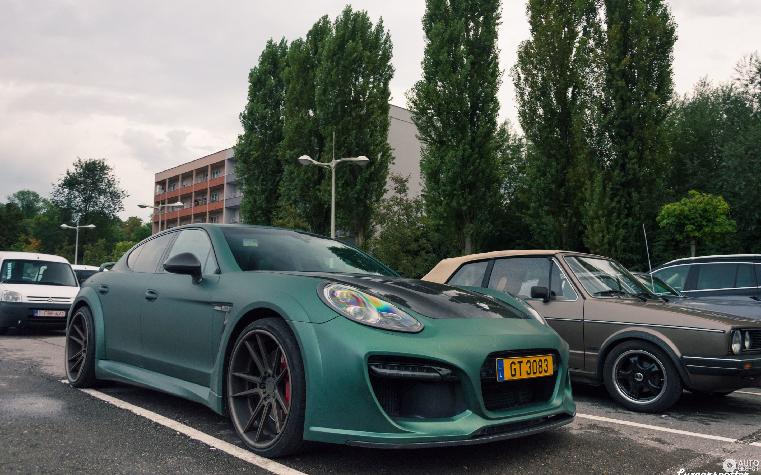 Porsche Panamera Turbo TechArt Grand GT MkII