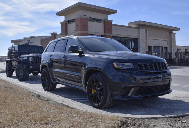 Jeep Grand Cherokee Trackhawk