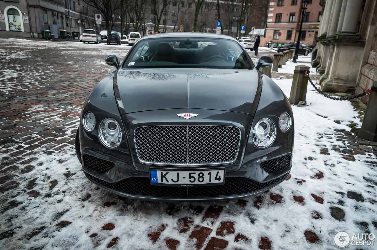 bentley continental gt v8 2016 14 februari 2018 autogespot. Black Bedroom Furniture Sets. Home Design Ideas