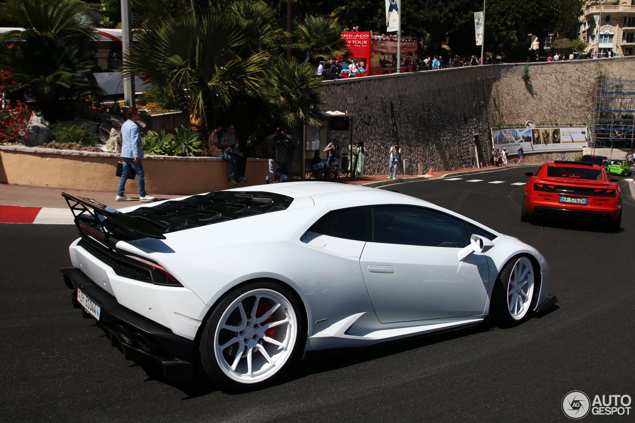Lamborghini Huracán LP610-4 DMC Berlin Edition