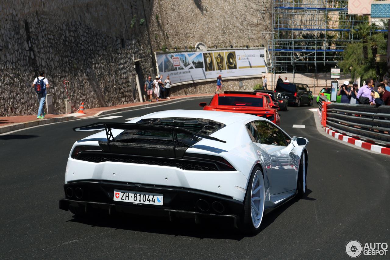 Lamborghini Huracán LP610-4 DMC Berlin Edition 4