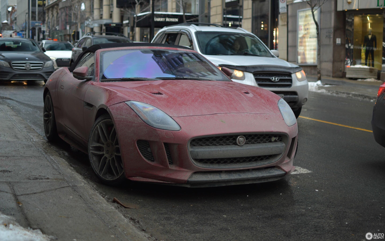 cars speed top coupe type f r jaguar awd
