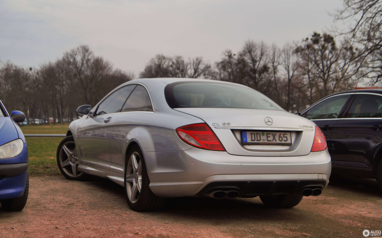 Mercedes-Benz CL 65 AMG C216 - 15 February 2018 - Autogespot