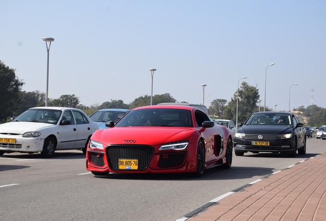 Audi R8 V10 Regula Tuning