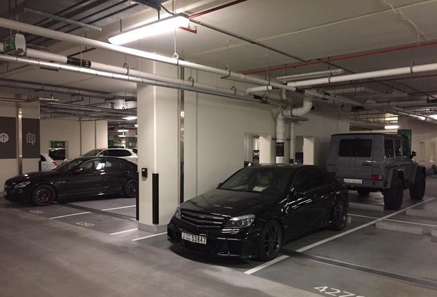 Mercedes-Benz Brabus Bullit