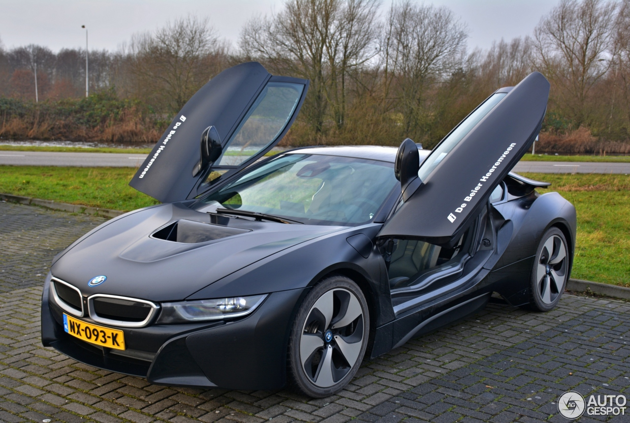 bmw i8 protonic frozen black edition 16 february 2018 autogespot. Black Bedroom Furniture Sets. Home Design Ideas