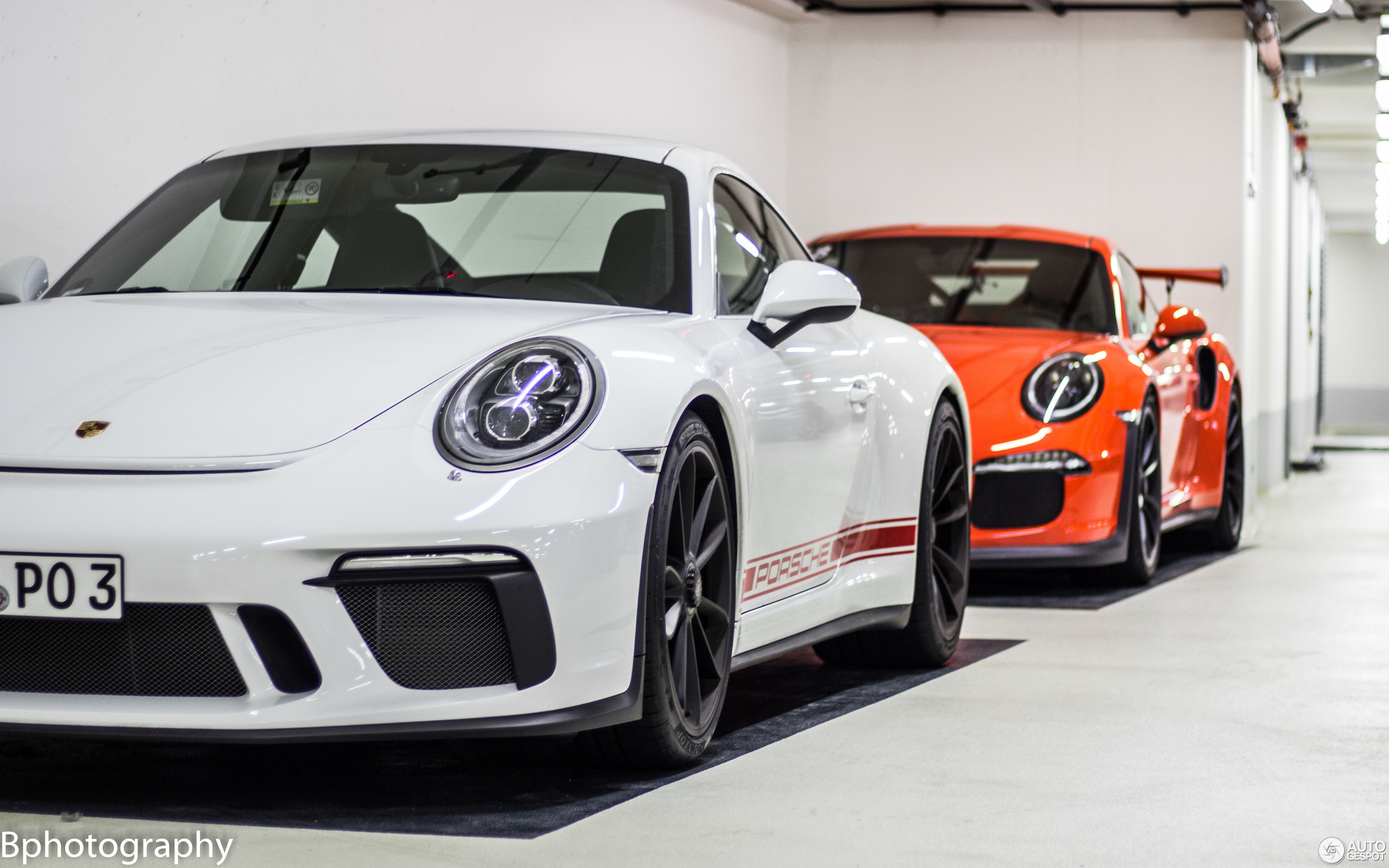 porsche 991 gt3 mkii touring 16 february 2018 autogespot. Black Bedroom Furniture Sets. Home Design Ideas