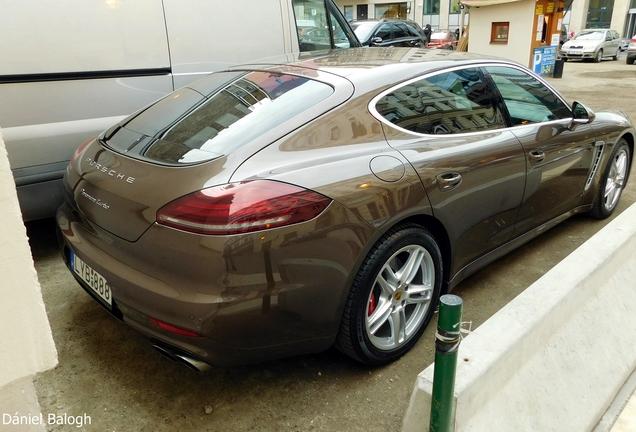 Porsche Panamera Turbo MkII