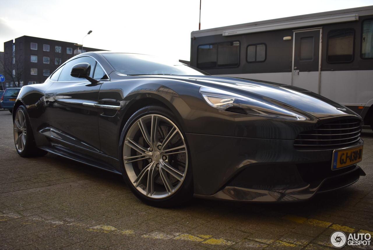 Aston Martin Vanquish 2013 6