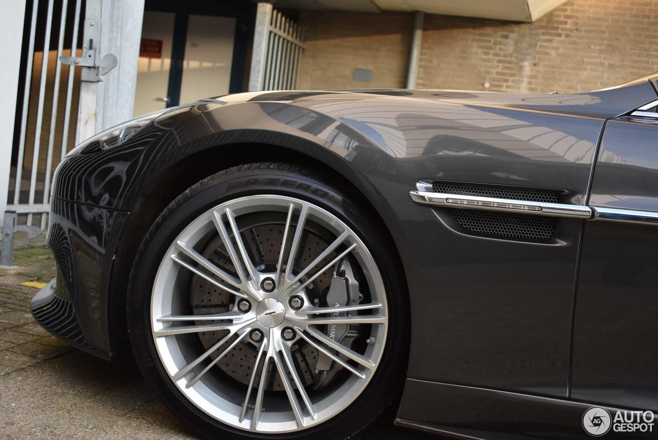 Aston Martin Vanquish 2013 7
