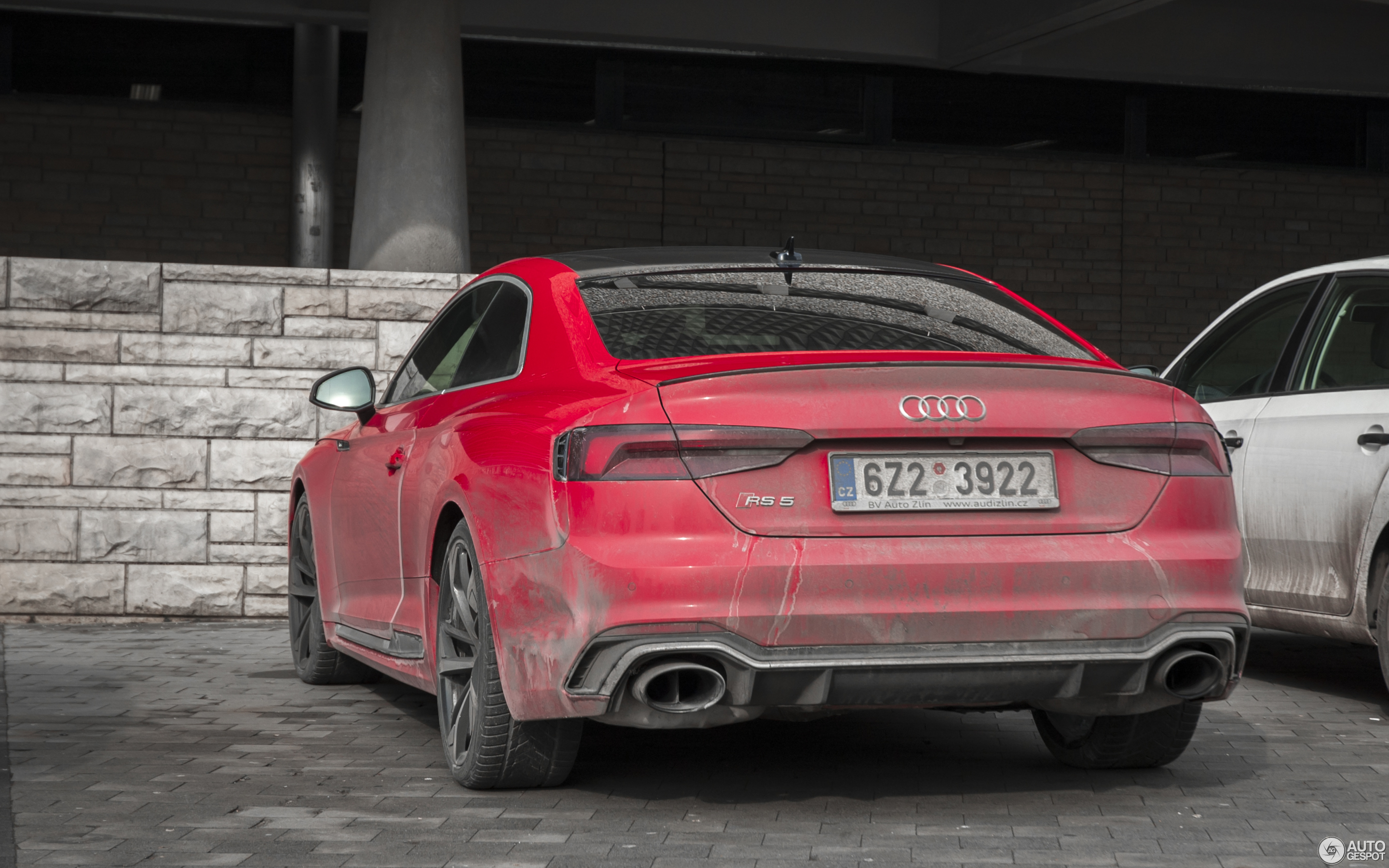 Audi RS5 B9 - 17 February 2018 - Autogespot