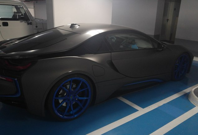 BMW i8 GSC