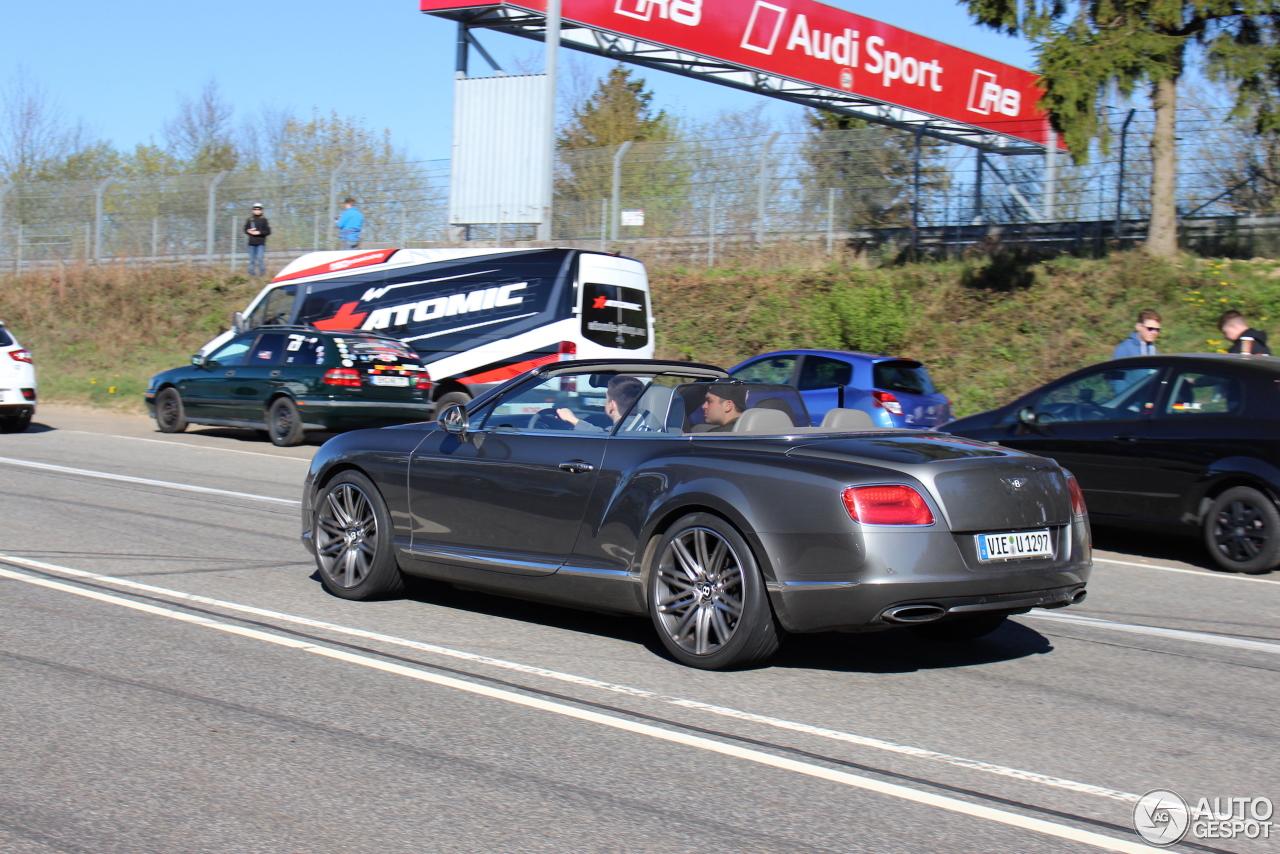 Bentley Continental Gtc 2012 18 February 2018 Autogespot