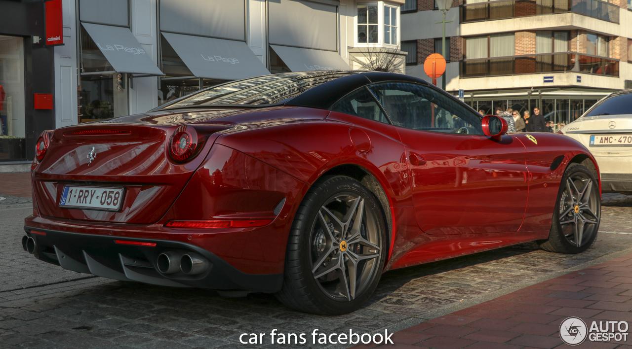 Ferrari California T - 18 February 2018 - Autogespot