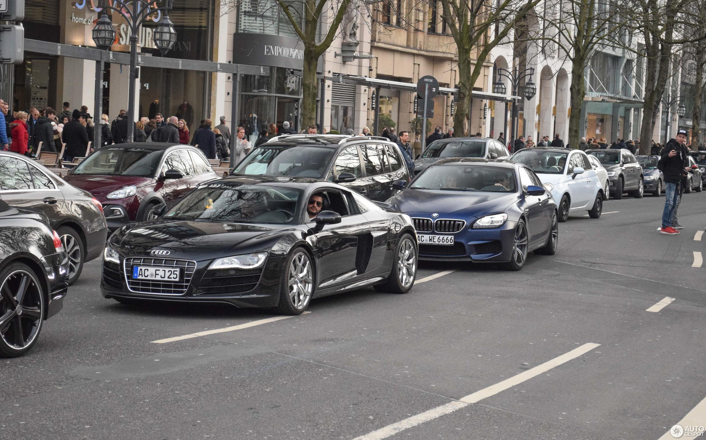 Audi R V February Autogespot - Fj audi