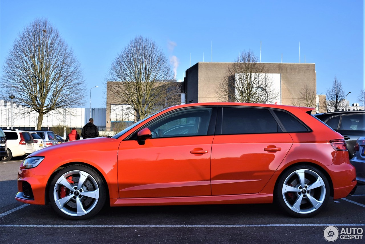 Audi RS3 Sportback 8V 2018 2