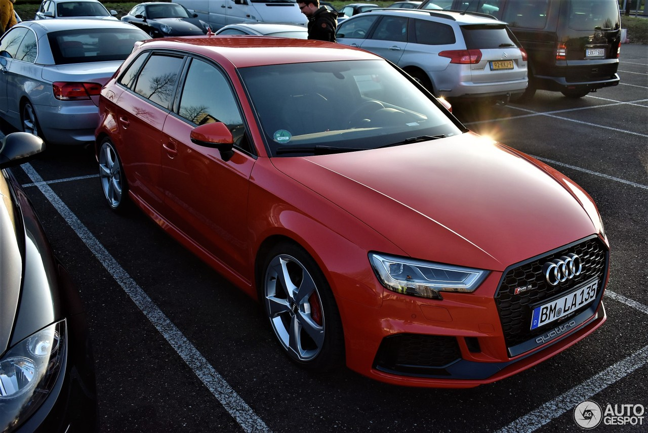 Audi RS3 Sportback 8V 2018 5