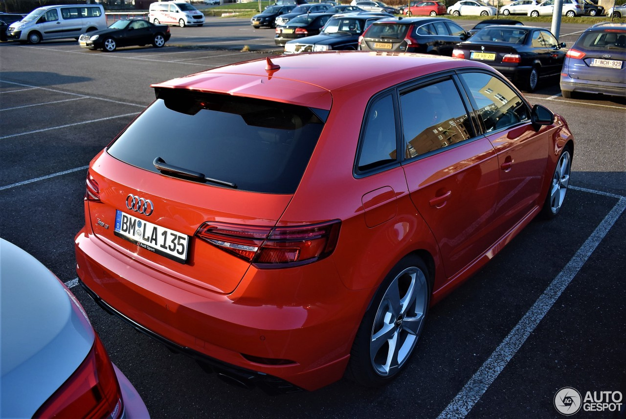 Audi RS3 Sportback 8V 2018 7